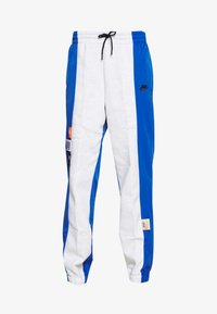 Nike Sportswear - W NSW ICN CLSH PANT MIXED OS - Tracksuit bottoms - birch heather - 3