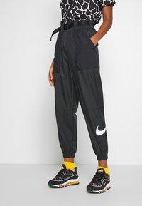 Nike Sportswear - PANT - Jogginghose - black/white - 0