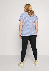 Nike Sportswear - AIR LGGNG GX PLUS - Leggings - black - 2