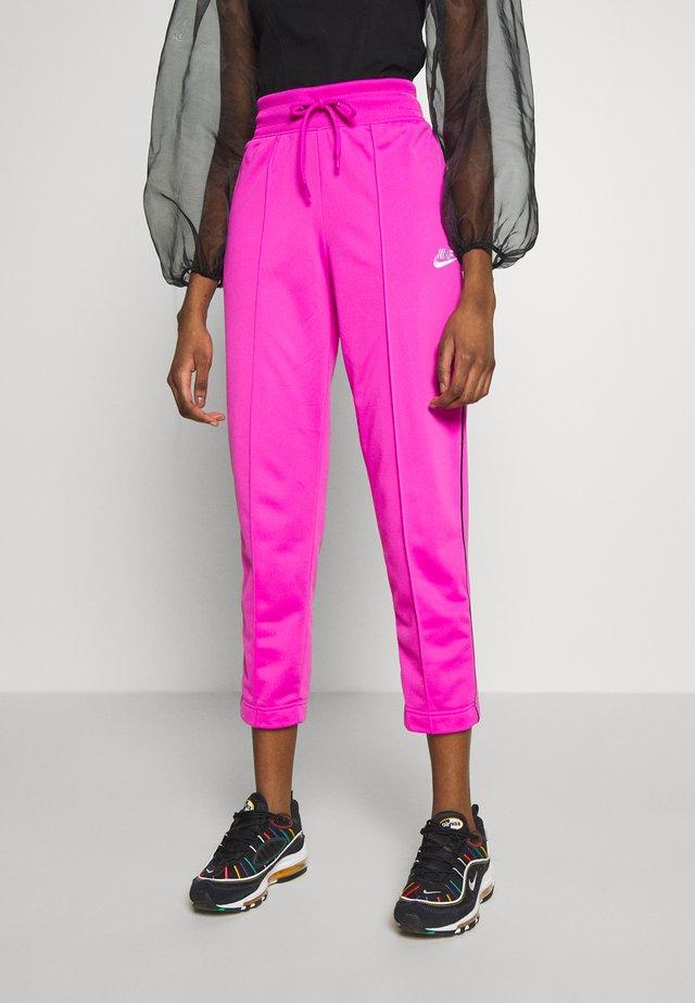 Spodnie treningowe - fire pink/black