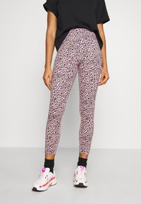 Nike Sportswear - Leggings - Trousers - pink - 0