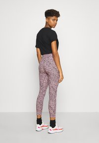Nike Sportswear - Leggings - Trousers - pink - 2