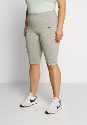 LEGASEE KNEE PLUS - Shorts - dark grey heather/black