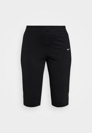 LEGASEE KNEE PLUS - Shorts - black/white
