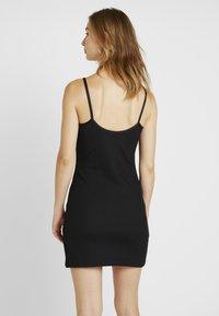 Nike Sportswear - DRESS - Shirt dress - black - 2