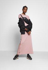 Nike Sportswear - DRESS UP IN AIR - Denní šaty - stone mauve - 1