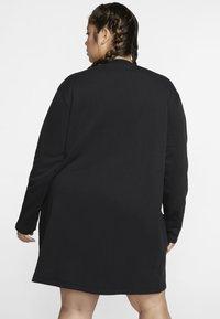 Nike Sportswear - AIR  - Sukienka z dżerseju - black - 2