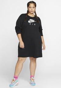 Nike Sportswear - AIR  - Sukienka z dżerseju - black - 1