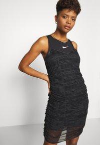 Nike Sportswear - INDIO - Day dress - black/white - 3