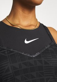 Nike Sportswear - INDIO - Day dress - black/white - 5