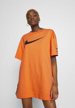 Day dress - alpha orange