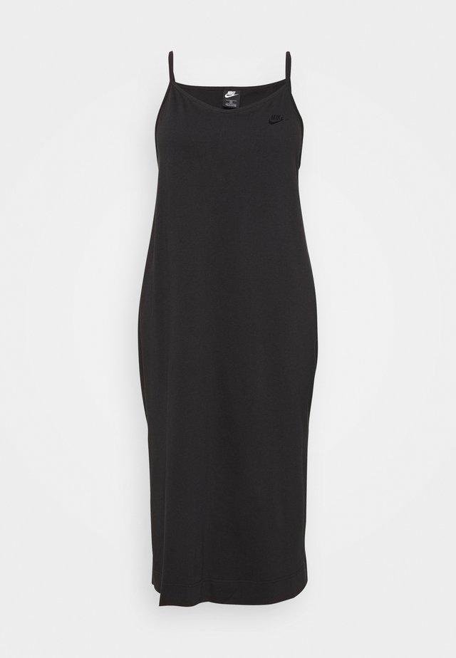 Maxiklänning - black