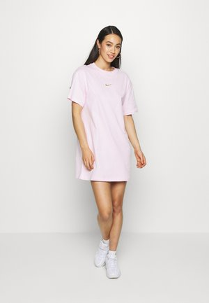 DRESS - Sukienka z dżerseju - pink foam