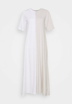DRESS - Jerseykjole - white