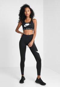 Nike Sportswear - BACK BRA - Top - black/white - 1