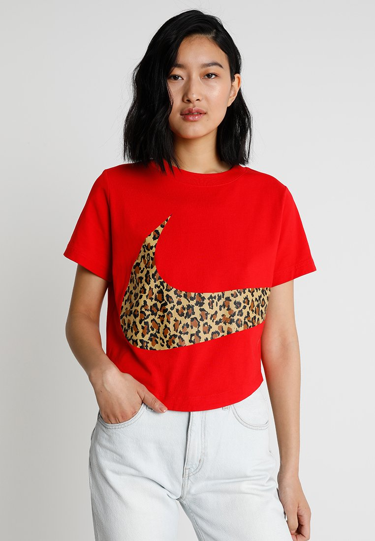 Nike Sportswear - Print T-shirt - university red