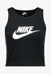 Nike Sportswear - TANK - Débardeur - black/white - 4