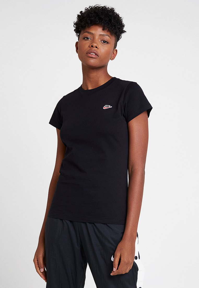 Nike Sportswear - TEE SLIM - T-Shirt basic - black
