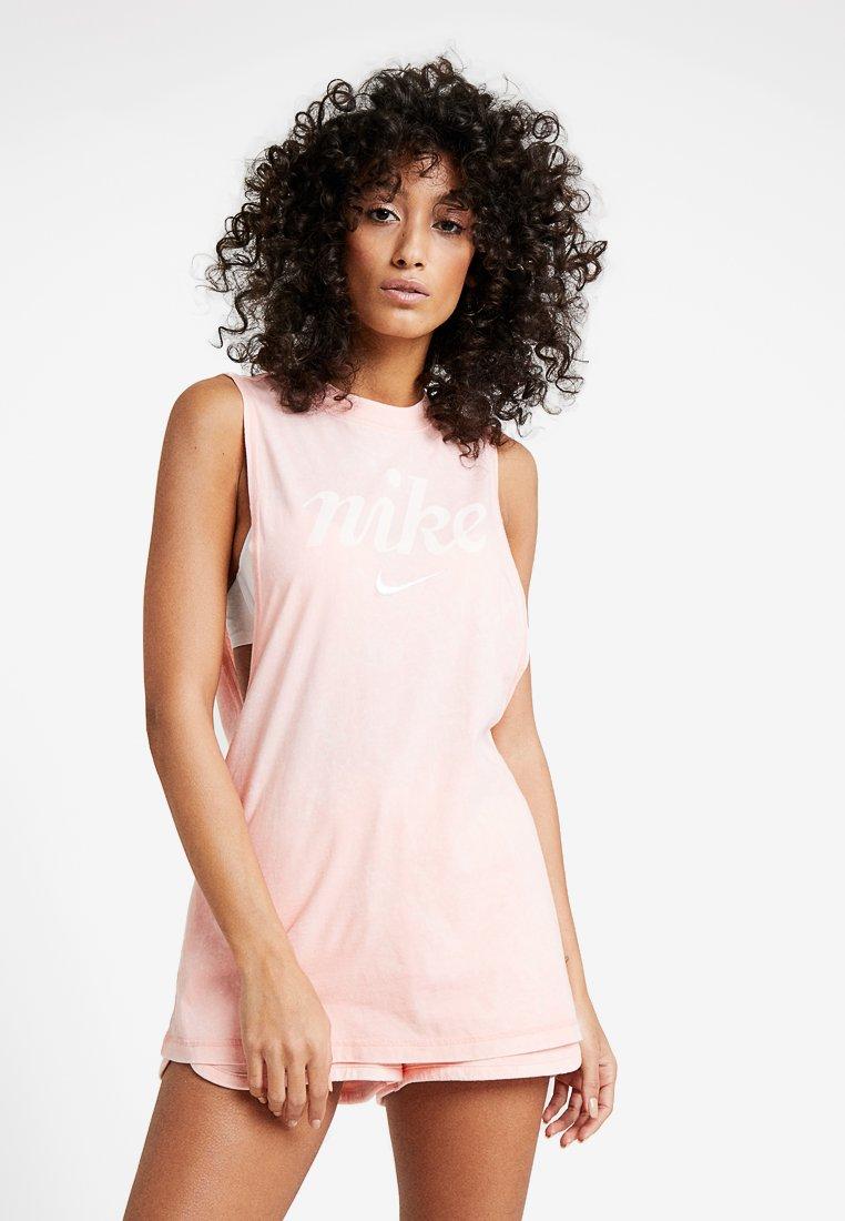 Nike Sportswear - TANK - Top - bleached coral/summit white