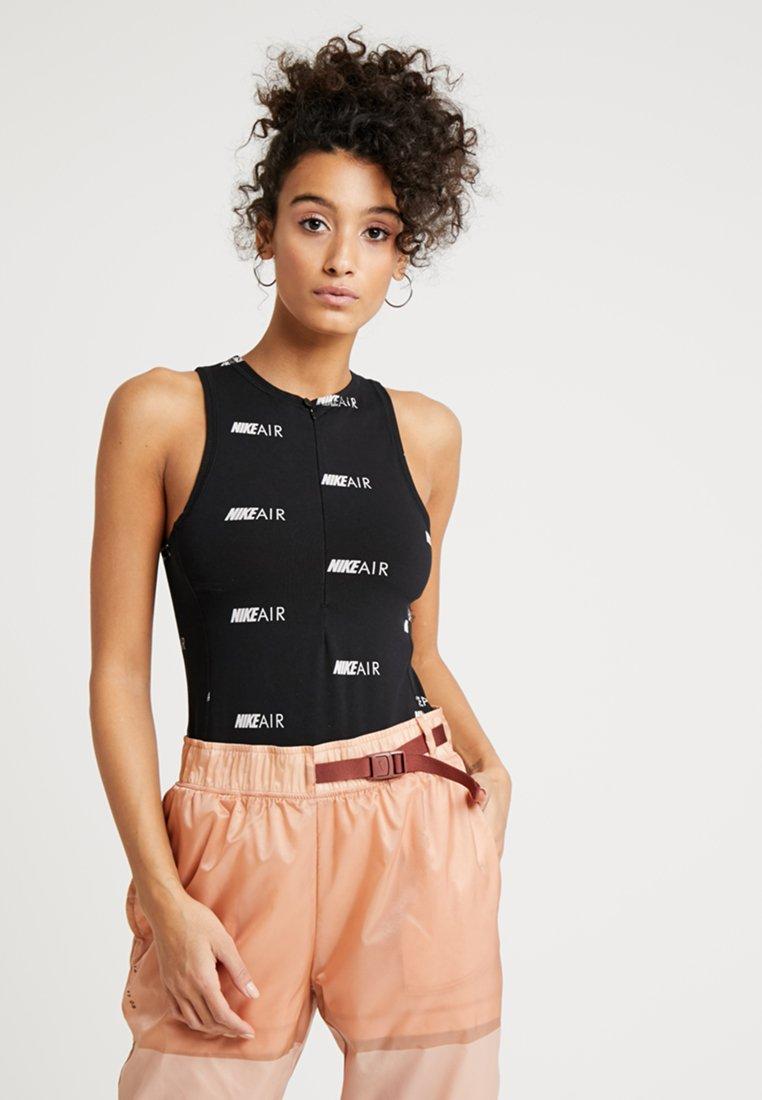 Nike Sportswear - AIR BODYSUIT - Top - black