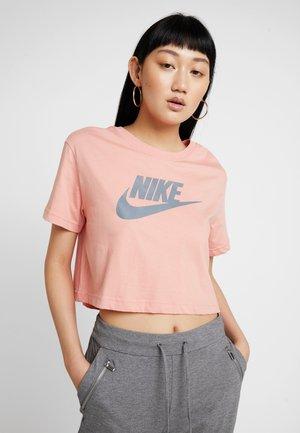 TEE - Camiseta estampada - pink quartz