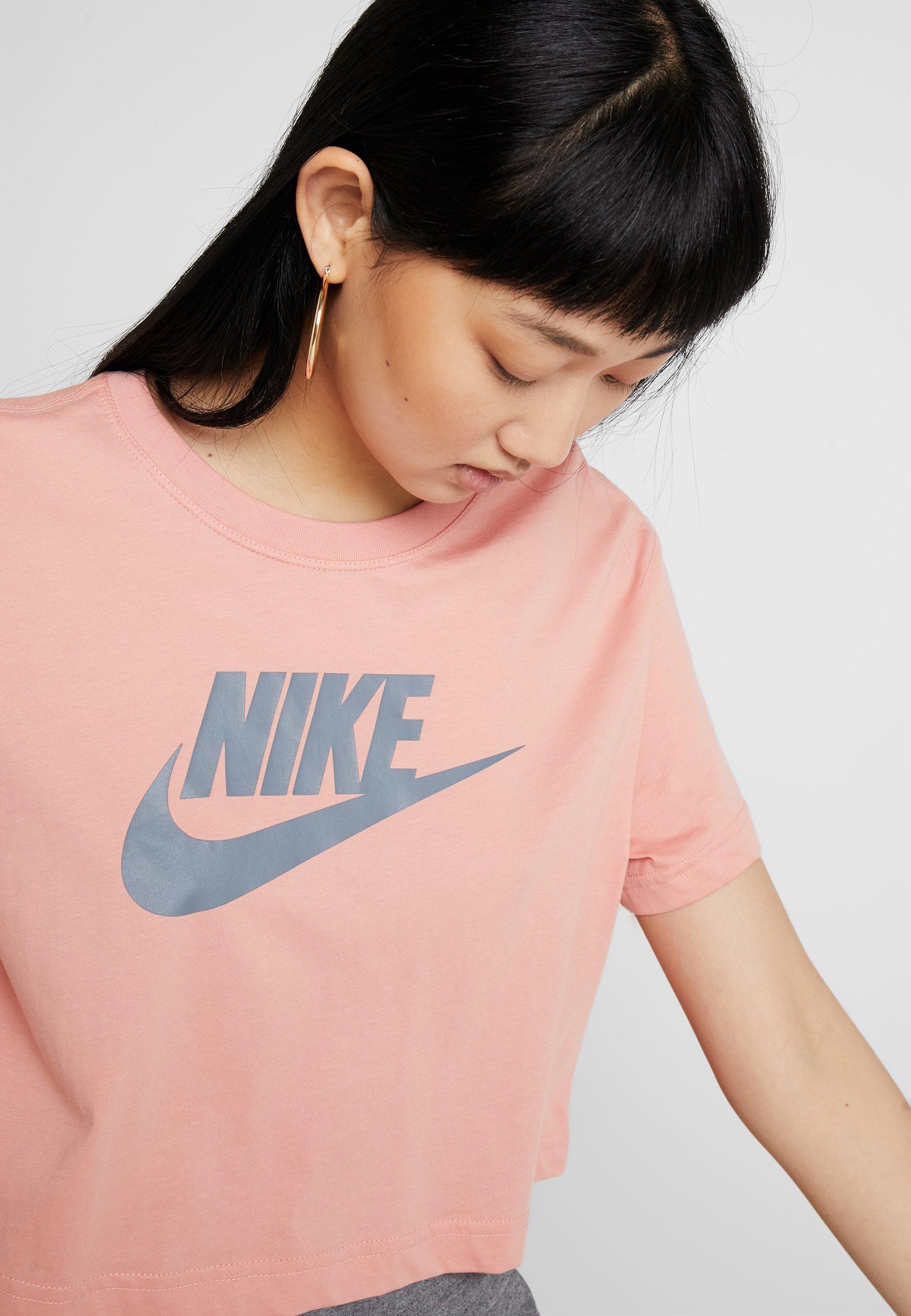 Quartz Stampa Nike Con TeeT shirt Sportswear Pink xBedCWQroE