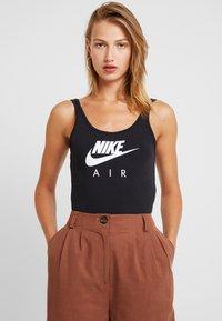 Nike Sportswear - W NSW AIR  - Top - black - 0