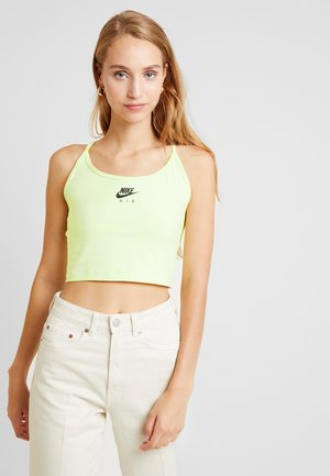 AIR TANK - Top - luminous green