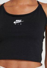Nike Sportswear - AIR TANK - Top - black - 5