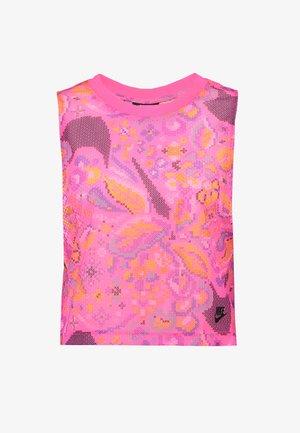 Toppi - hyper pink