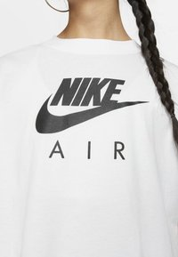Nike Sportswear - AIR  - Print T-shirt - white - 3