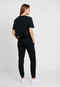 Nike Sportswear - AIR  - Camiseta estampada - black - 2