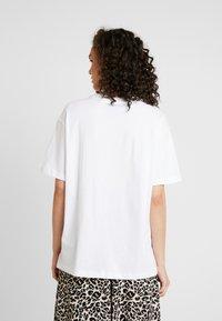 Nike Sportswear - Basic T-shirt - white/black - 2