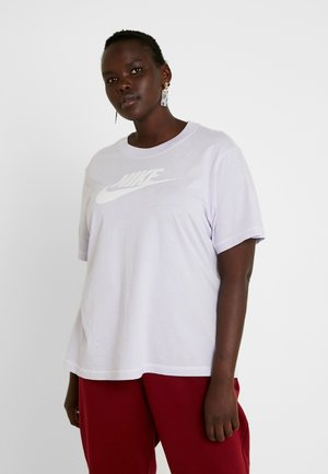 REBEL PLUS - Print T-shirt - lavender mist