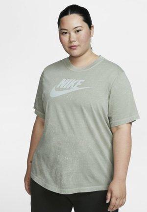 REBEL PLUS - T-shirt con stampa - jade horizon