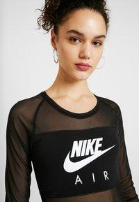 Nike Sportswear - AIR BODYSUIT - Topper langermet - black - 3