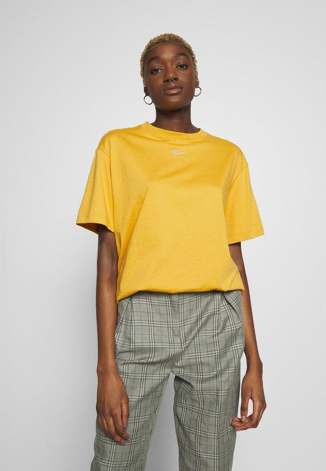 T-shirt - bas - pollen rise