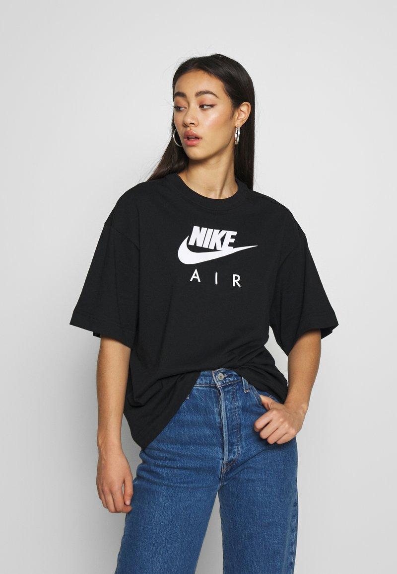 Nike Sportswear - AIR - T-Shirt print - black