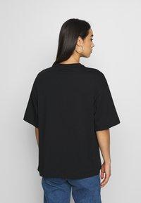 Nike Sportswear - AIR - T-Shirt print - black - 2