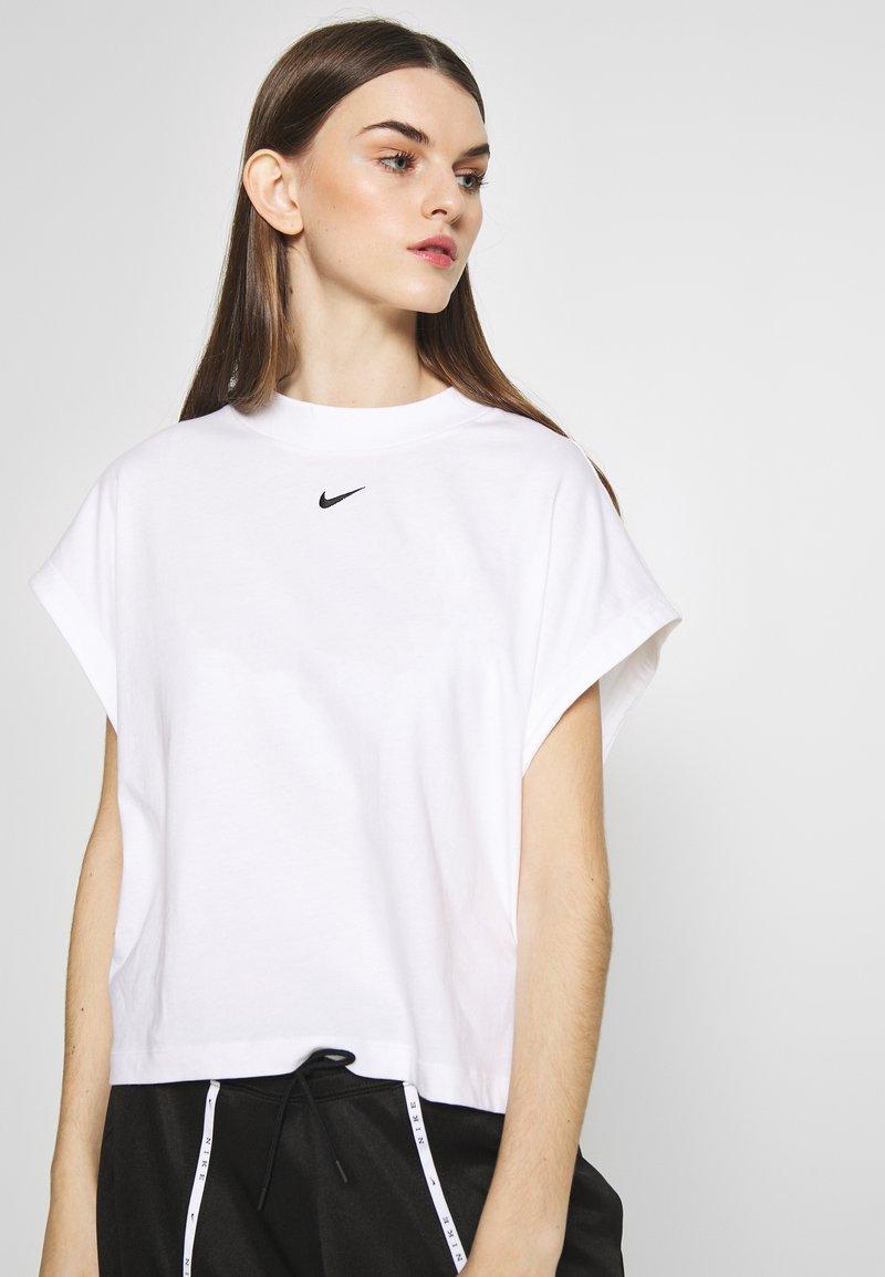 Nike Sportswear - T-shirt basic - white