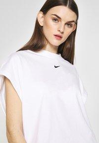 Nike Sportswear - T-shirt basic - white - 4