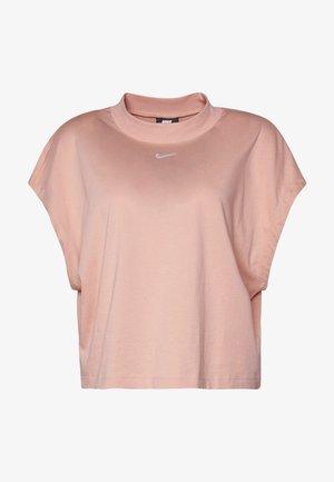 Basic T-shirt - shimmer/white