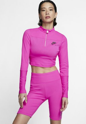AIR - Long sleeved top - fire pink