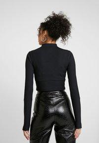 Nike Sportswear - AIR - Langarmshirt - black - 2