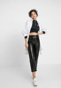 Nike Sportswear - AIR - Langarmshirt - black - 1