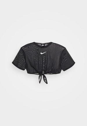 INDIO - T-shirt print - black/white