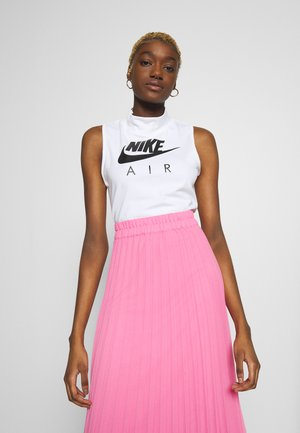 AIR TANK MOCK - Top - white/black