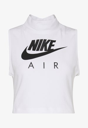 AIR TANK MOCK - Topper - white/black