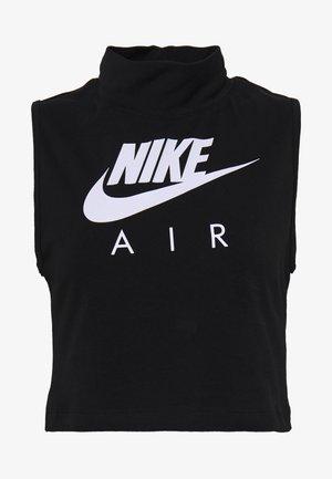 AIR TANK MOCK - Top - black/white