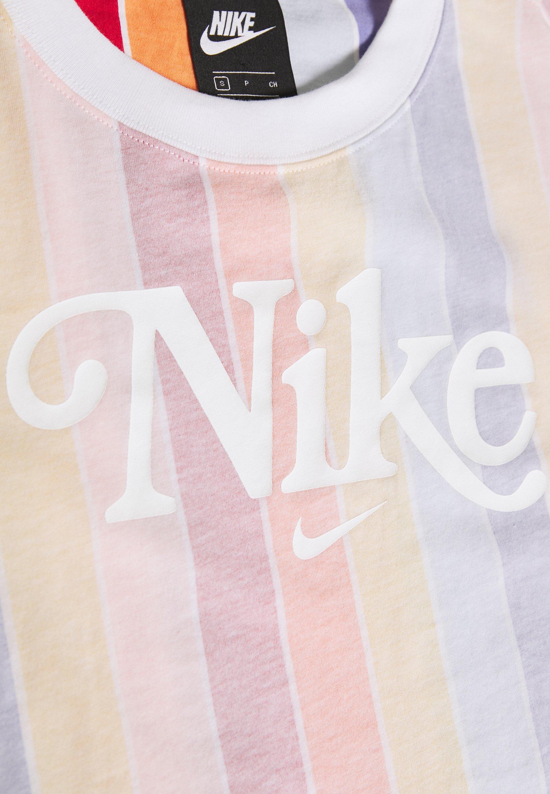 RETRO FEMME T shirt imprimé multicolor
